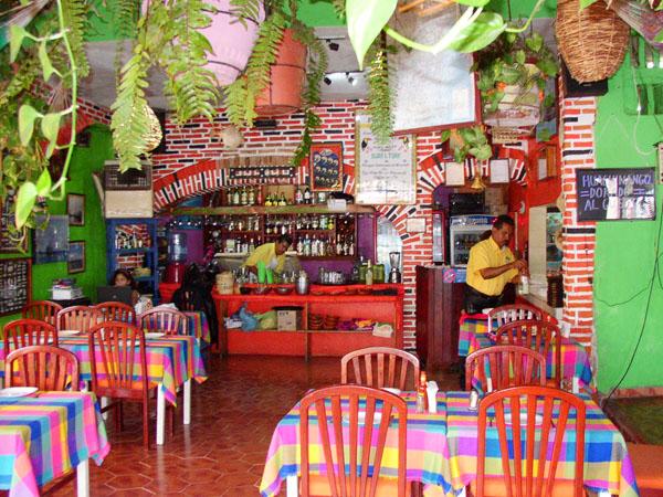 Restaurant Isla Cozumel